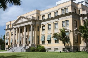 Palm Beach County Courthouse
