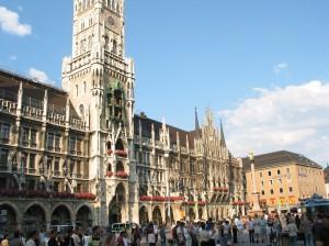 Glockenspeil Munich