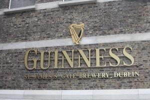 Guiness in DUBLIN