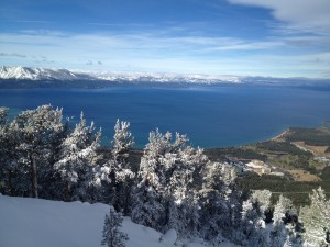 Lake Tahoe from Heavenly