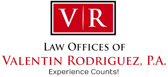 Law Offices of Valentin Rodriguez, P.A. (561) 832-7510